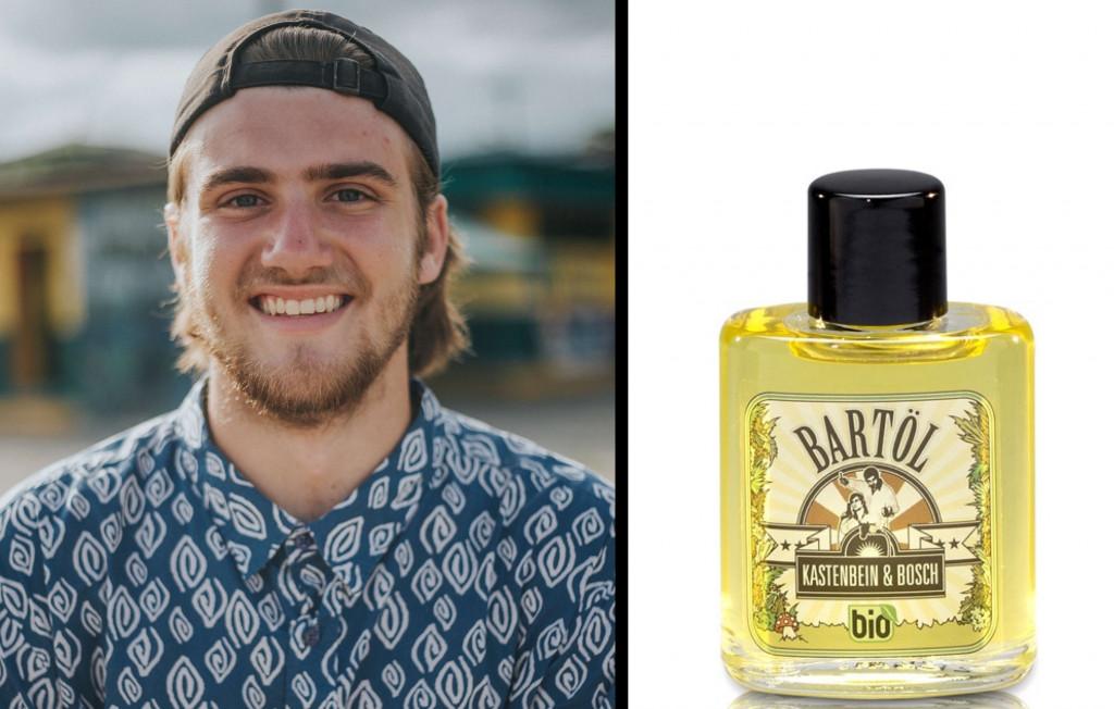 Bartöl von Kastenbein & Bosch