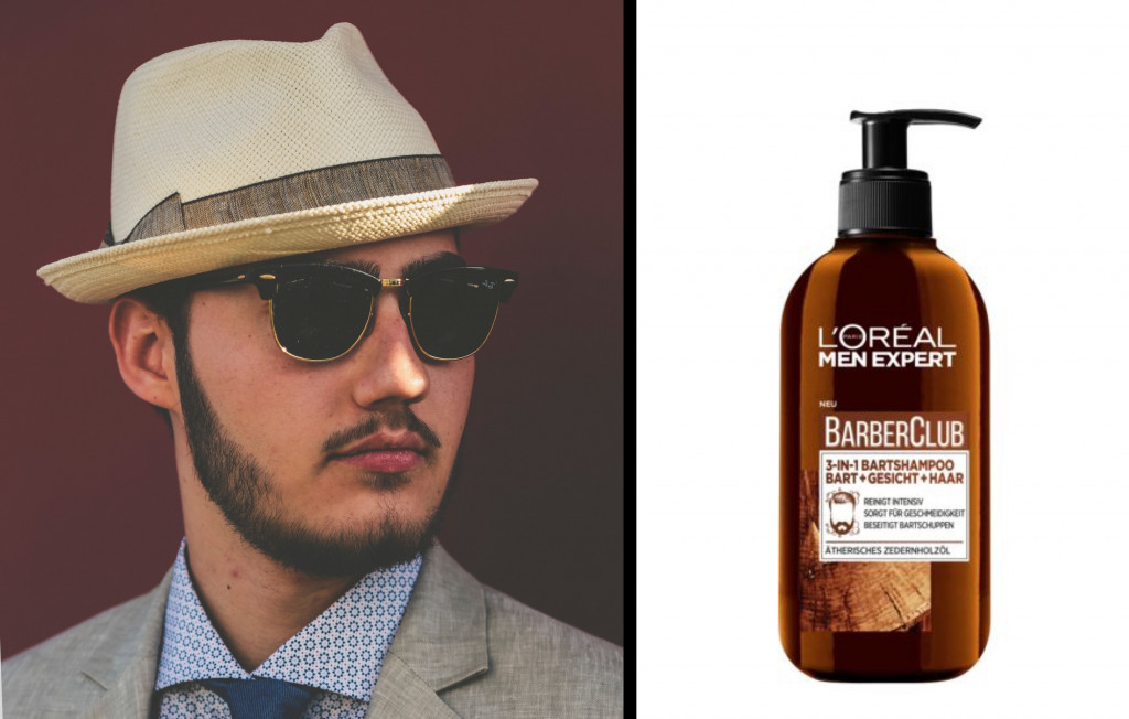 L'Oréal Men Expert Barber Club 3-in-1 Bartshampoo