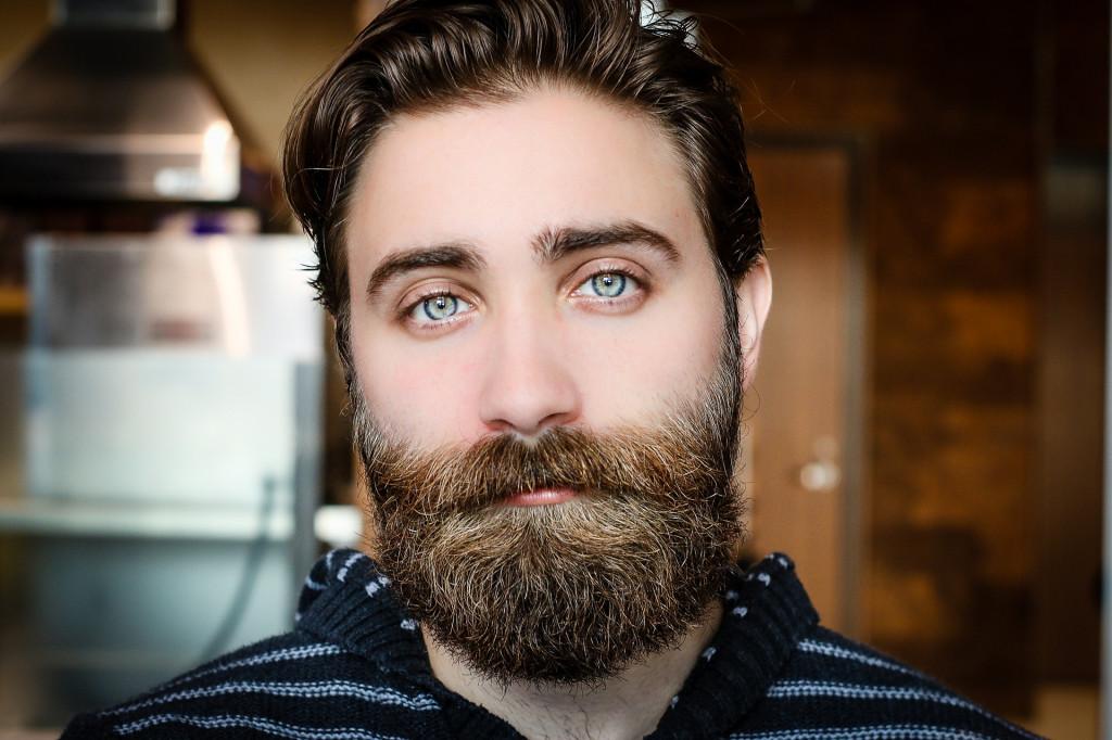 Die tägliche Bartpflege