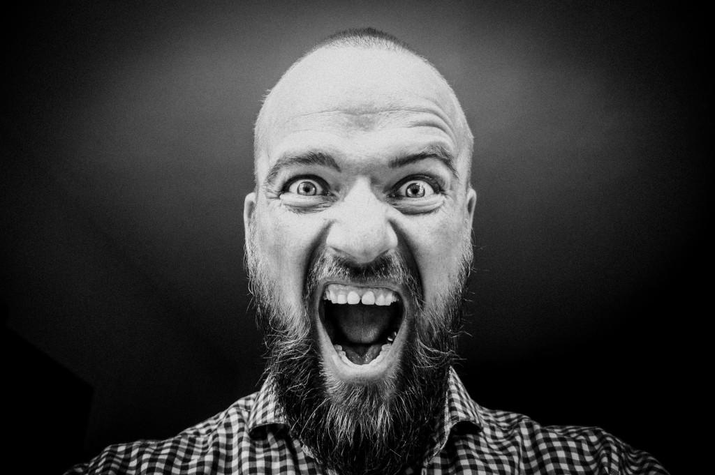 Bad Beard Day ? Ungepflegter Bart ? Kein Problem!