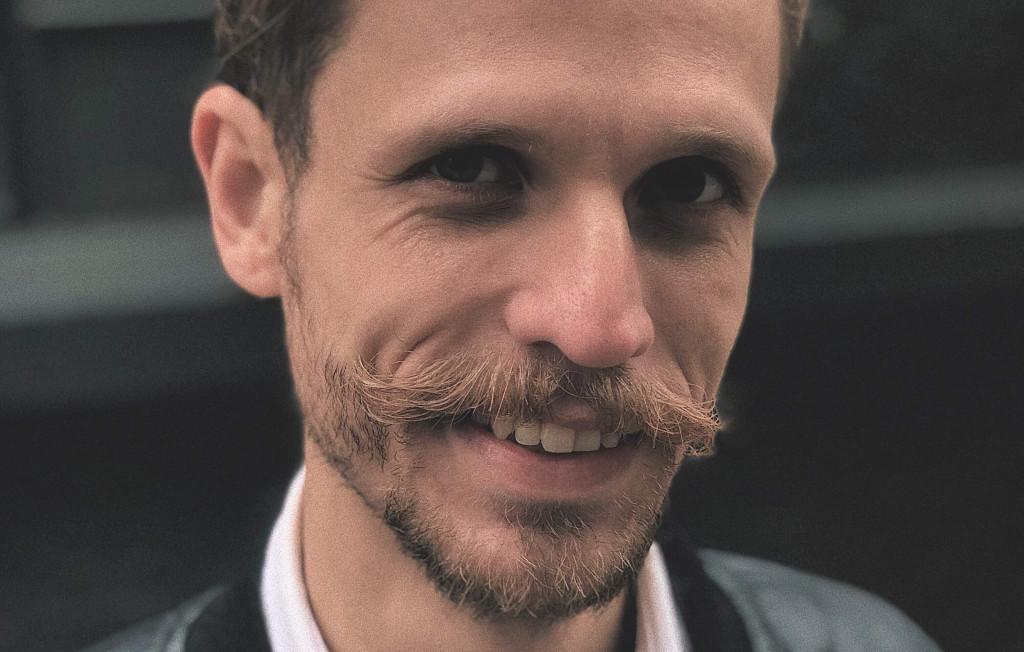 Trend-Bart: Der Schnurrbart