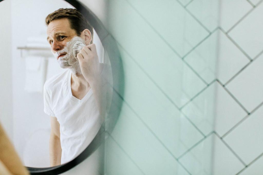 Wie rasiere ich mich gründlich ?